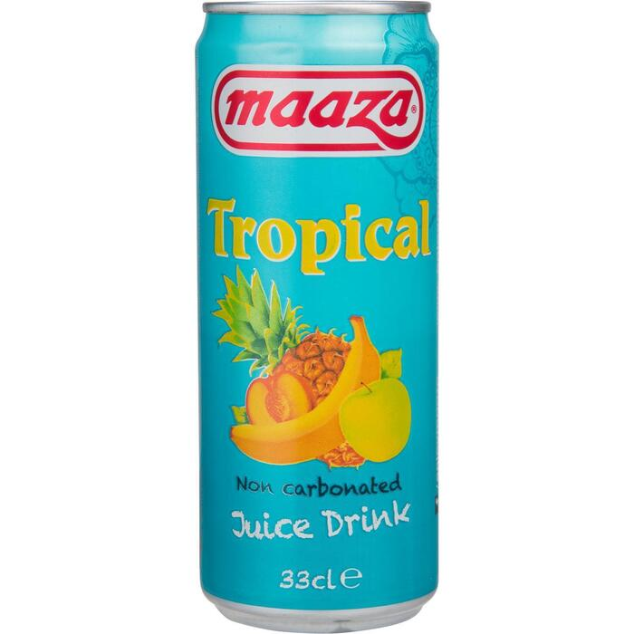MAAZA SLEEK TROPICAL 0.33L (33cl)