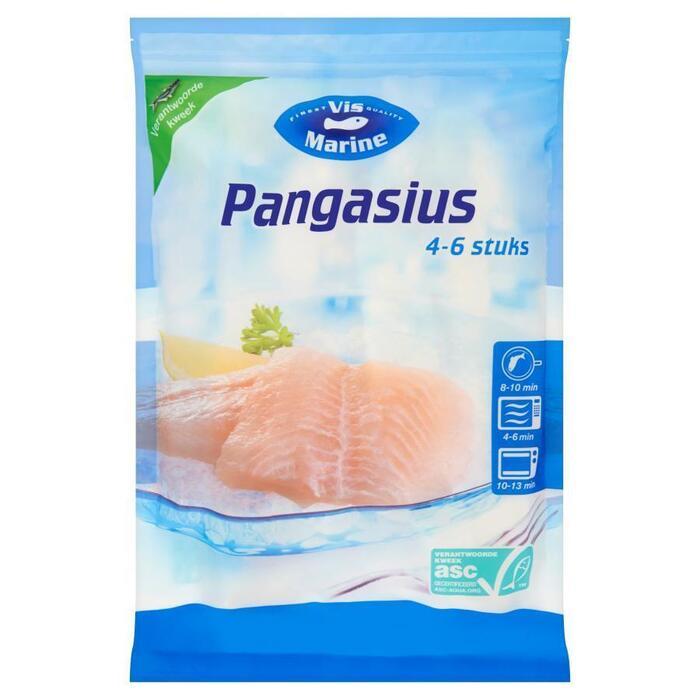 Vismarine Pangasius filet (540g)