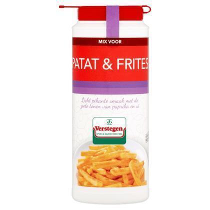 Verstegen Mix voor patat en frites (225g)