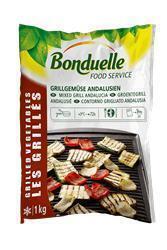 BONDUELLE GROENTE GRILL ANDALUSIE MINUTE (1kg)