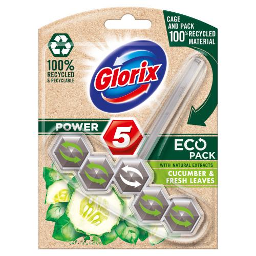 Glorix Toiletblok eco cucumber (55g)