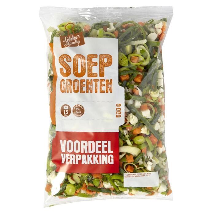 Soepgroenten (500g)