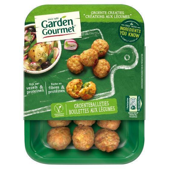 Garden Gourmet Groenteballetjes 200g (200g)