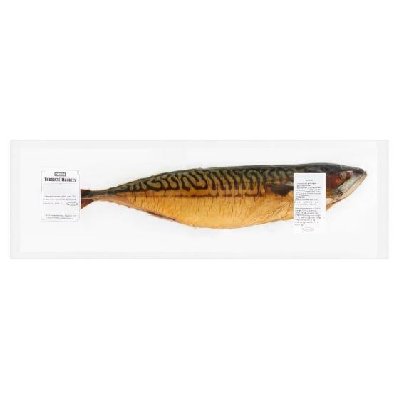 DEEN hele gerookte makreel 300 gram