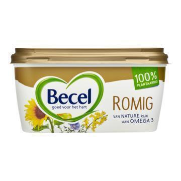 Romig margarine (kuipje, 450g)