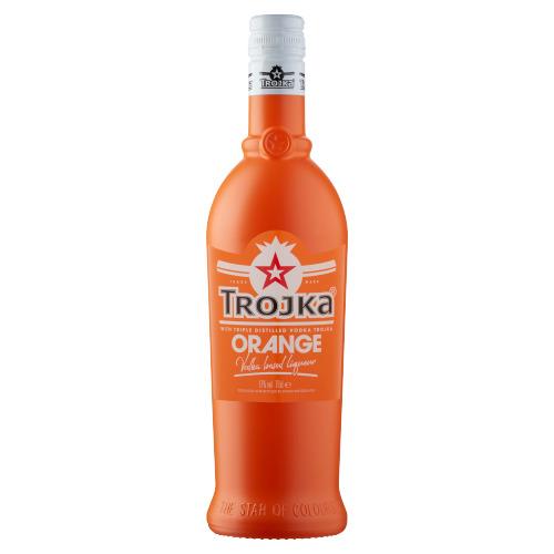 Trojka Vodka Orange (rol, 70 × 0.7L)