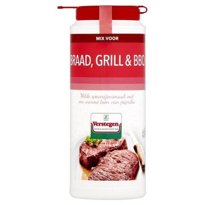 Verstegen Mix voor Braad, Grill & BBQ 225 g (Stuk, 225g)