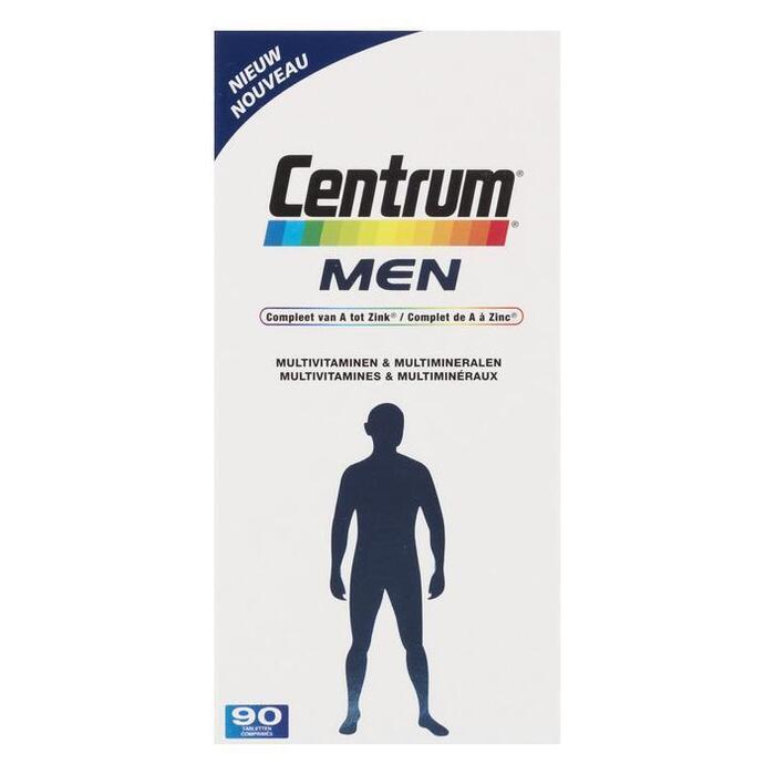 Centrum Men multivitamine (90 × 118g)