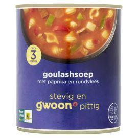 g'woon Goulashsoep (0.8L)
