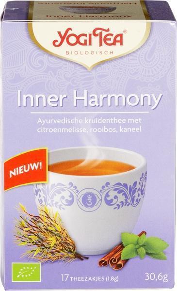 Inner harmony tea (builtje)