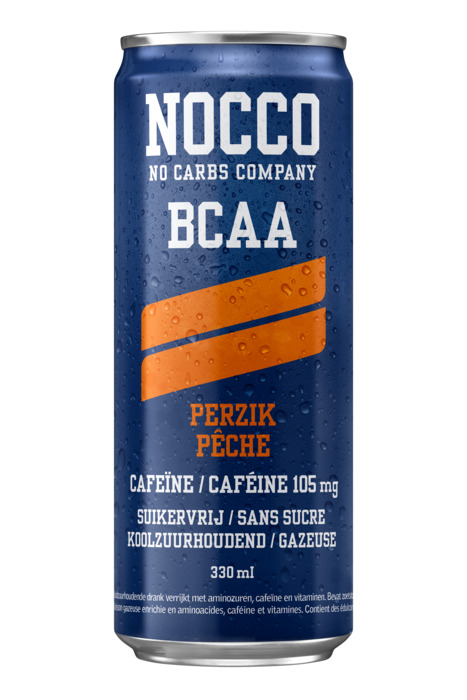 Nocco Peach BCAA 330ml (33cl)