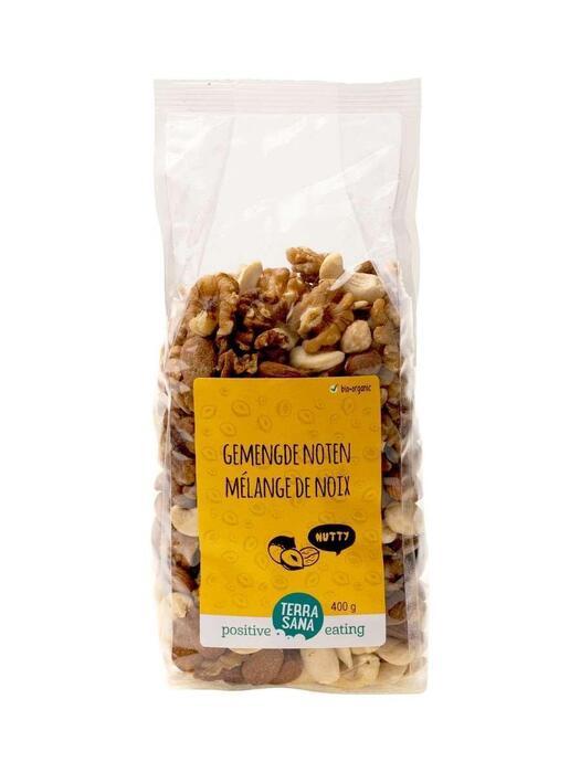Gemengde noten TerraSana 400g (400g)