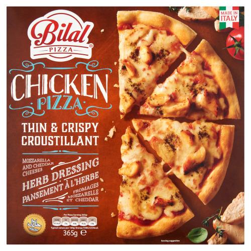 Bilal Pizza Chicken 365 g (365g)