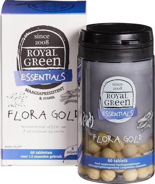 Flora Gold (60 st.)