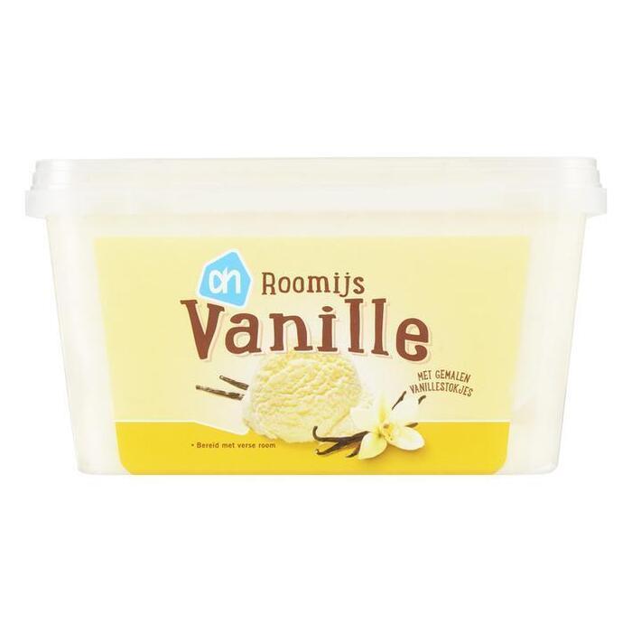 Vanille roomijs (1L)