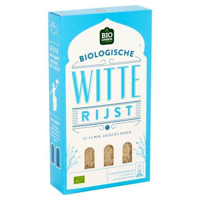 Jumbo Biologische Witte Rijst 400 g (400g)