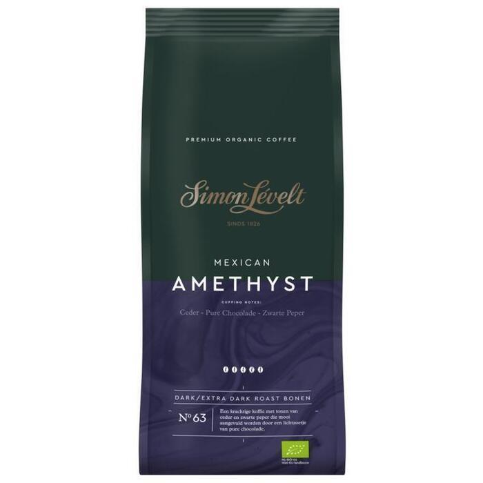 Simon Lévelt Mexican amethyst koffiebonen (500g)