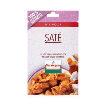 Verstegen Mix voor Saté 25 g (25g)