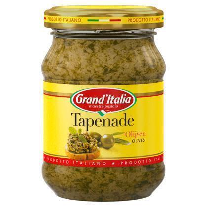 Grand'aperitivo, Tapenade Olive (Pot, 140g)