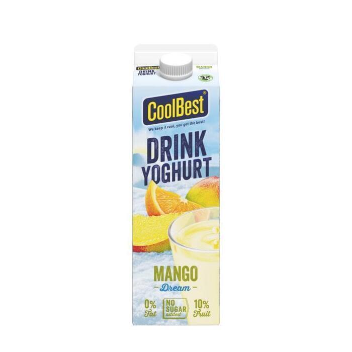 CoolBest Drink yoghurt mango dream (1L)