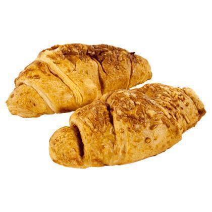 Ham-kaas croissant roomboter