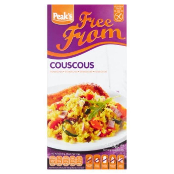 Peak's Couscous glutenvrij (450g)