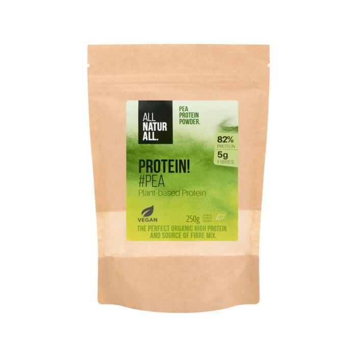 All Naturall Protein! Pea 250 g (250g)