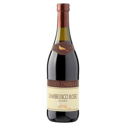 Lambrusco Rosso (rol, 0.75L)