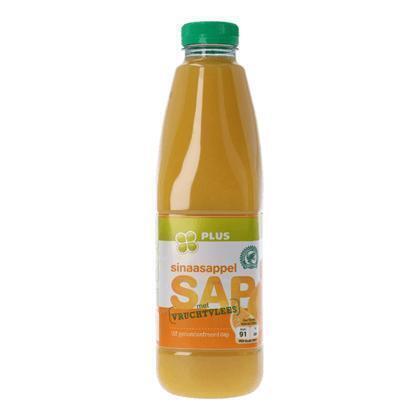 Sinaasappelsap met vruchtvlees (1ml)