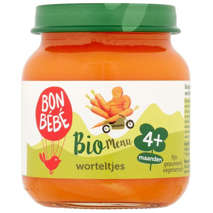Bonbébé M0403 worteltjes (125g)