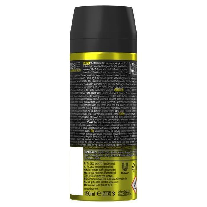 AXE Bodyspray Deodorant Clean Fresh 150 ml (150ml)