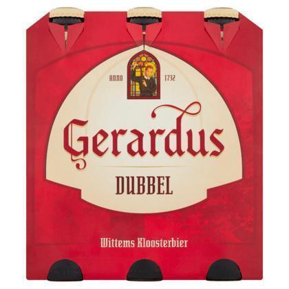 Gerardus kloosterbier dubbel (rol, 180 × 30cl)