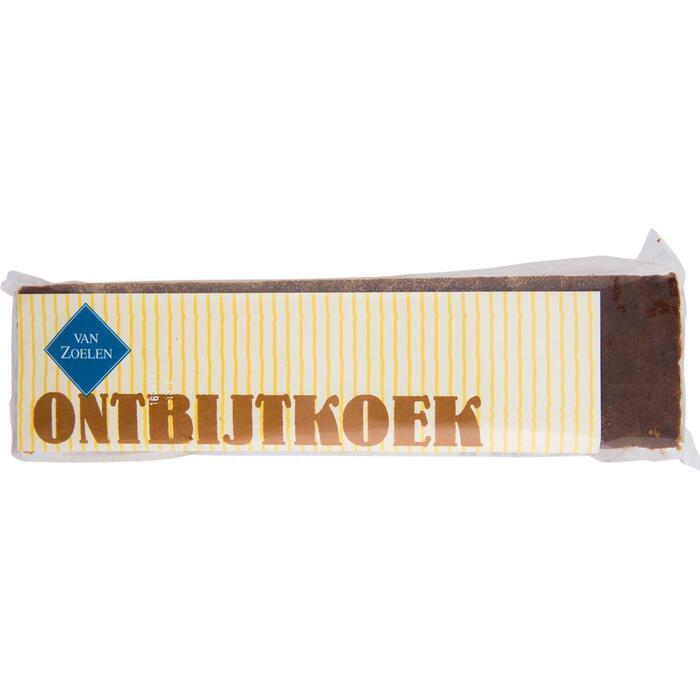 Van Zoelen Ontbijtkoek 450 g (Stuk, 450g)