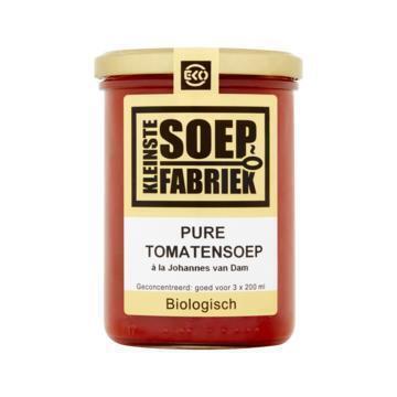 Pure tomatensoep a la Johannes van Dam (Pot, 40cl)