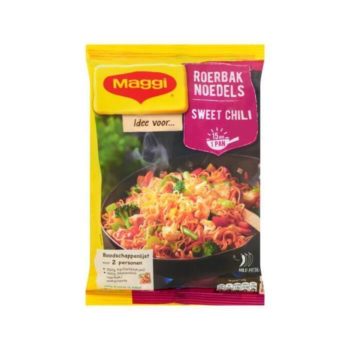 Roerbak Noedels, Sweet Chili (Stuk, 185g)