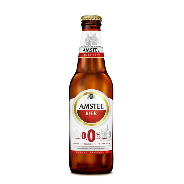 Amstel bier 0.0% (rol, 30 × 30cl)