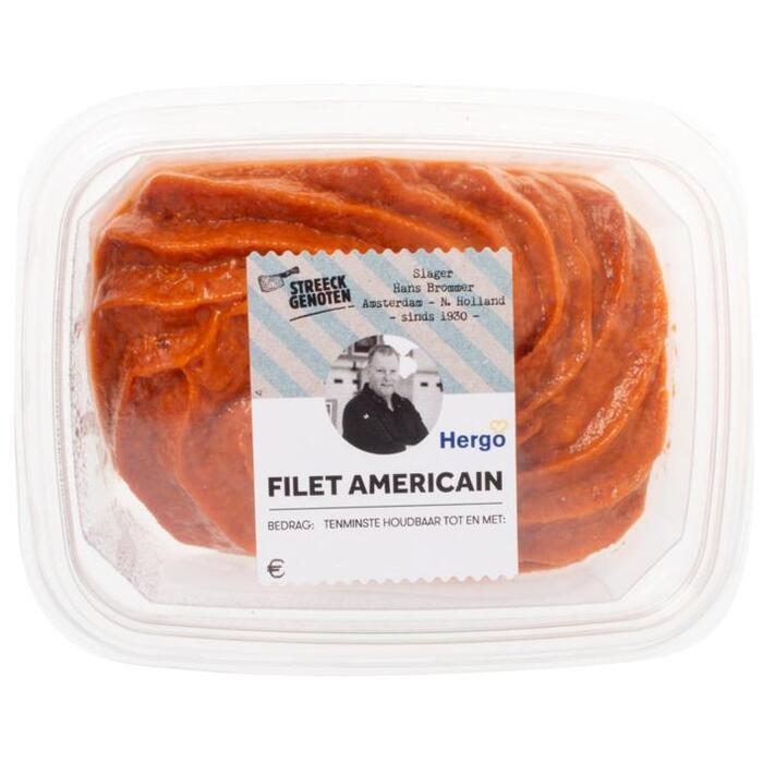Streeckgenoten SG Filet Americain (140g)