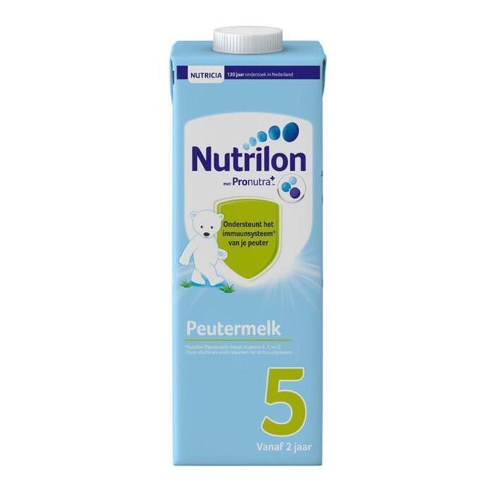 Peuter groeimelk 5 (Stuk, 1L)