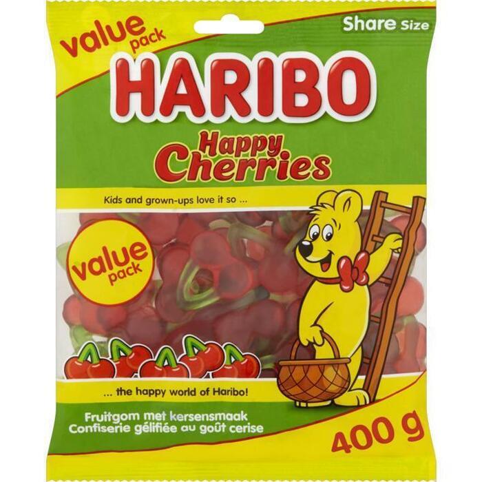 Haribo Happy cherries (400g)