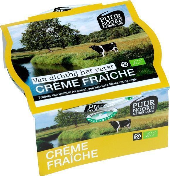 Crème fraîche (125ml)
