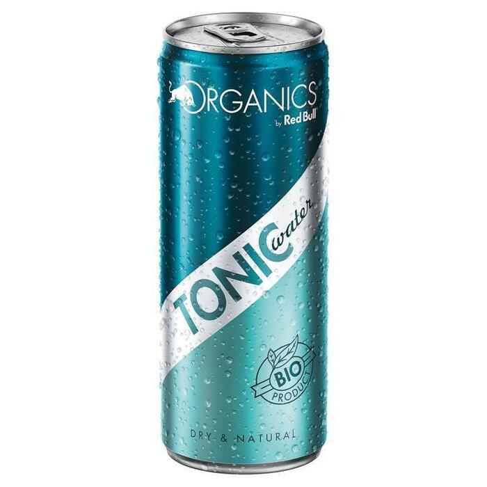 Red Bull Organic tonic water (rol, 25 × 250ml)