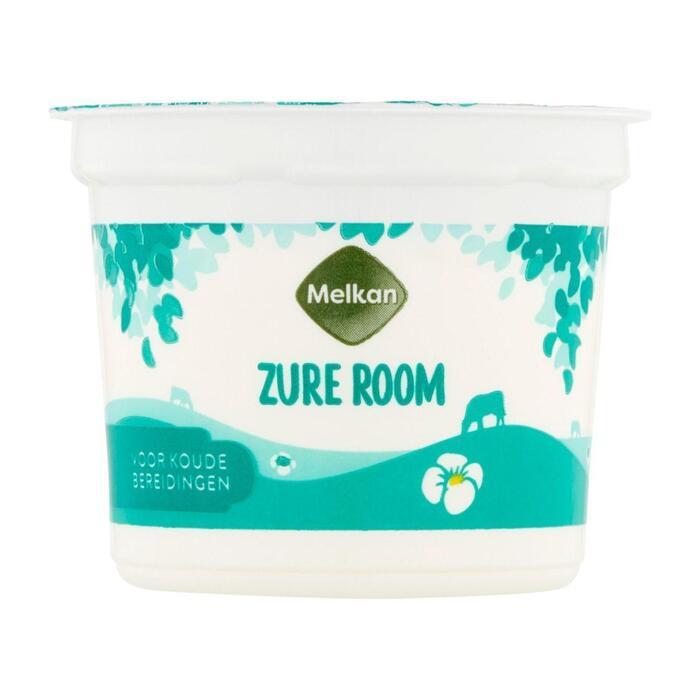 Melkan Zure room (125g)