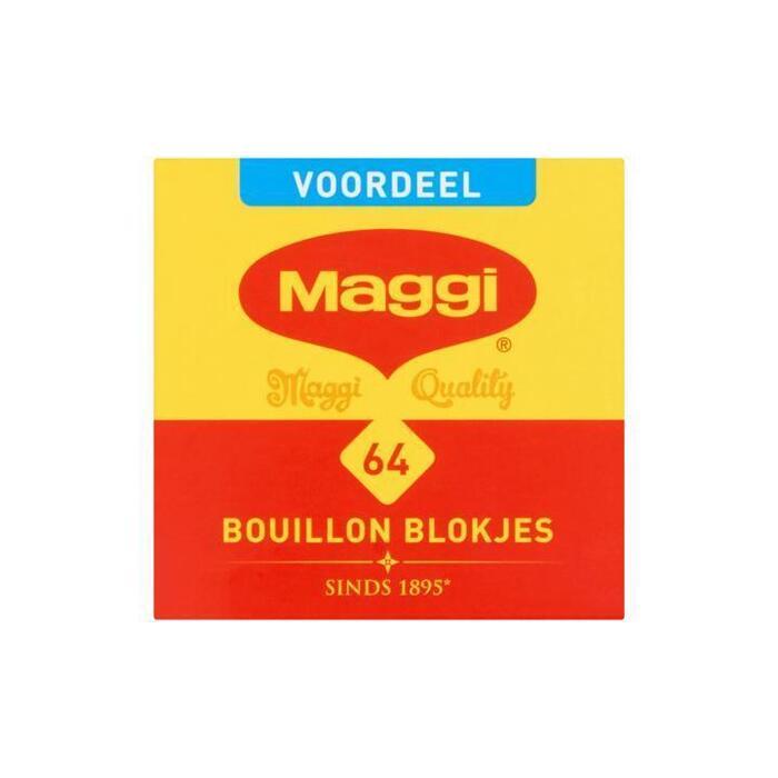 Maggi 64 Bouillon Blokjes 256g (64 × 256g)