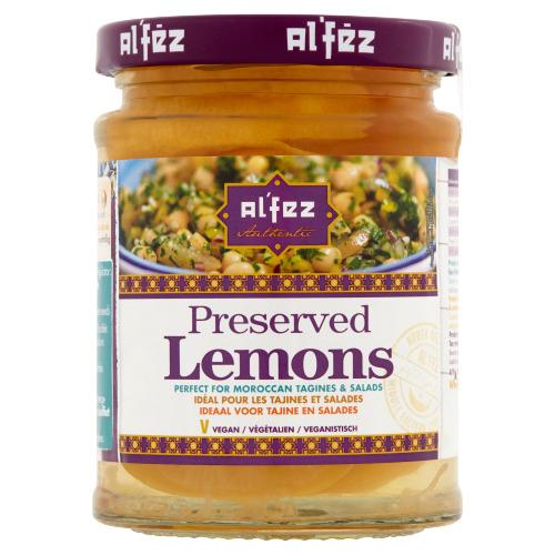 Al'Fez Authentic Preserved Lemons 300 g (300g)