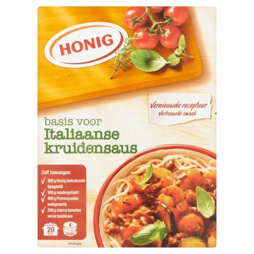 Honig Mix voor Italiaanse kruidensaus (70g)