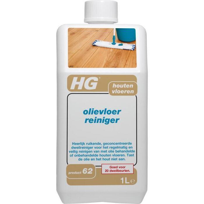 Olievloer reiniger (1L)