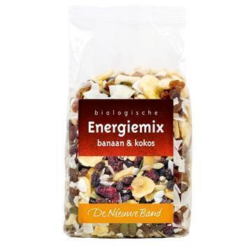 Energiemix banaan kokos (500g)