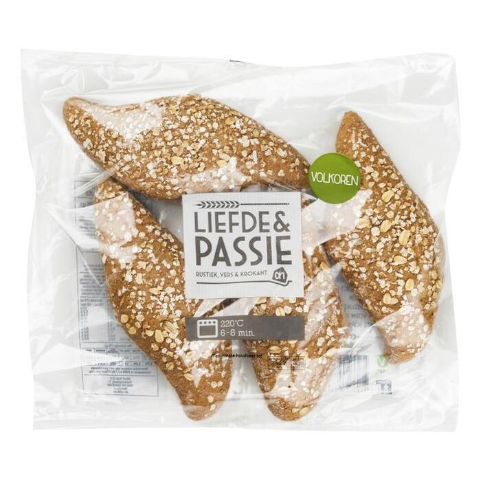 AH Liefde & Passie Volkoren broodjes