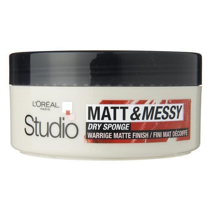 Studio Line Matt & Messy dry sponge (150ml)