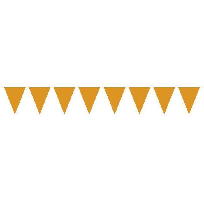 Folat Vlaggenlijn oranje 10 meter